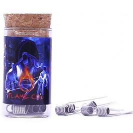 Demon Killer Flame Coil typ F spirálky 0.3ohm 6ks