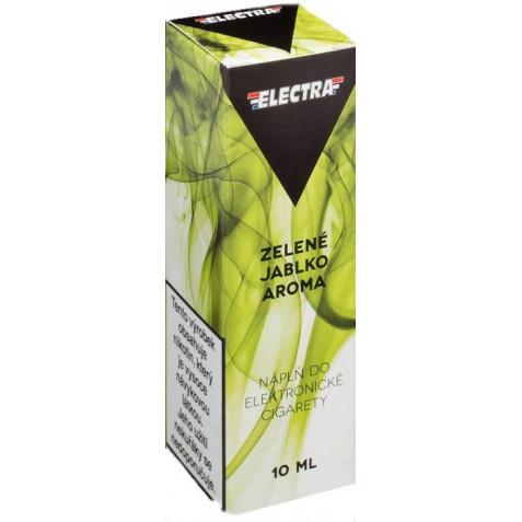 Liquid ELECTRA Green apple 10ml - 0mg (Zelené jablko)