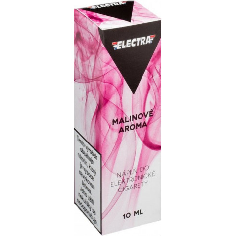 Liquid ELECTRA Raspberry 10ml - 0mg (Malina)