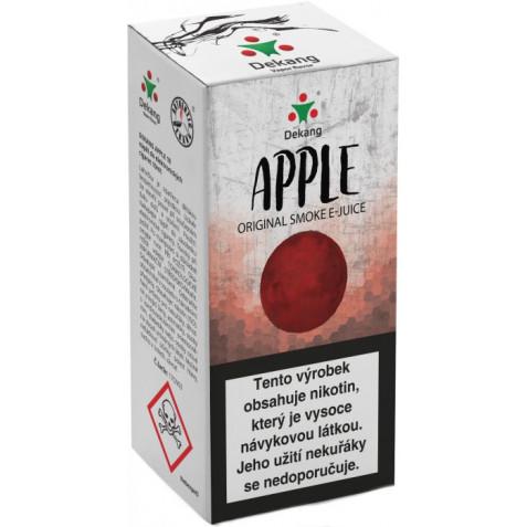 Liquid Dekang Apple 10ml - 11mg (Jablko)