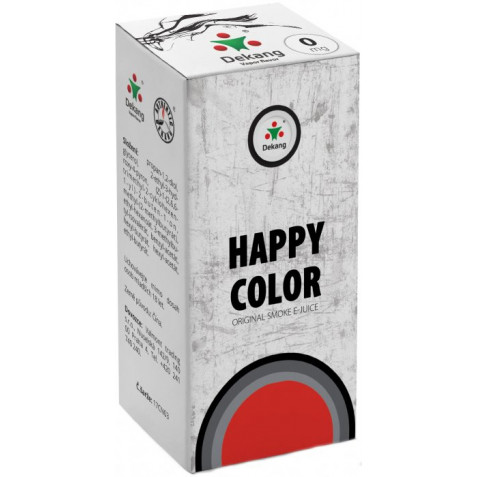 Liquid Dekang Happy color 10ml - 0mg
