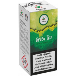 Liquid Dekang Green Tea 10ml - 6mg (Zelený čaj)