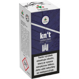 Liquid Dekang Kn´t - cantebury blend 10ml - 11mg