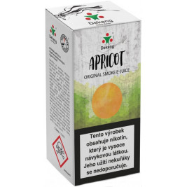 Liquid Dekang Apricot 10ml - 11mg (Meruňka)