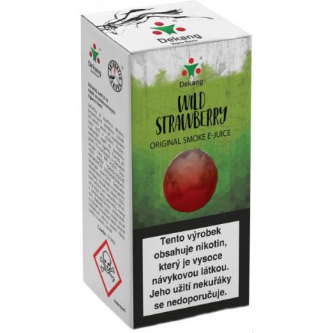 Liquid Dekang Wild Strawberry 10ml - 16mg (Lesní jahoda)
