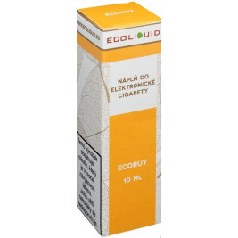 Liquid Ecoliquid ECORUY 10ml - 20mg