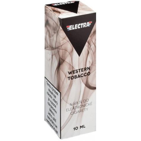 Liquid ELECTRA Western Tobacco 10ml - 3mg