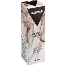 Liquid ELECTRA Western Tobacco 10ml - 6mg