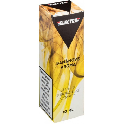 Liquid ELECTRA Banana 10ml - 3mg (Banán)