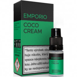 Liquid EMPORIO Coco Cream 10ml - 1,5mg