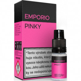 Liquid EMPORIO Pinky 10ml - 6mg