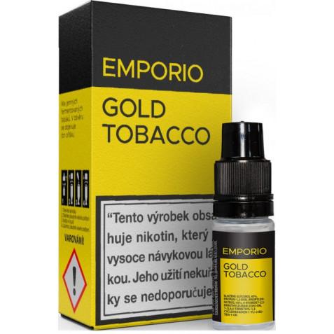 Liquid EMPORIO Gold Tobacco 10ml - 18mg