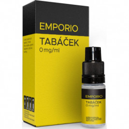 Liquid EMPORIO Tobacco 10ml - 0mg