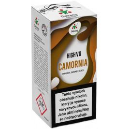 Liquid Dekang High VG Camornia 10ml - 3mg (Tabák s ořechy)
