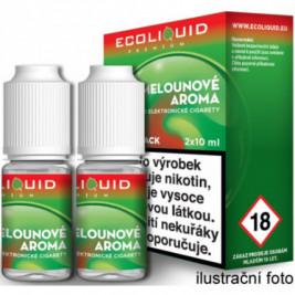 Liquid Ecoliquid Premium 2Pack Watermelon 2x10ml - 6mg (Vodní meloun)
