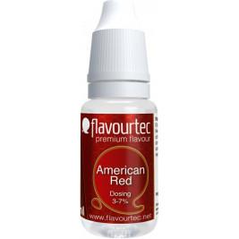 Příchuť Flavourtec American Red 10ml (Americký tabák)