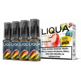 Liquid LIQUA CZ MIX 4Pack Shisha Mix 10ml-3mg