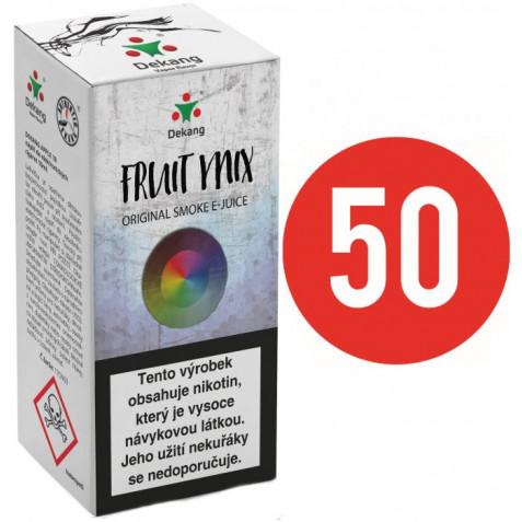 Liquid Dekang Fifty Fruit Mix 10ml - 6mg (Ovocný mix)