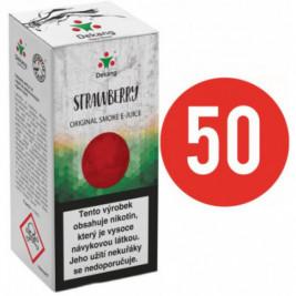 Liquid Dekang Fifty Strawberry 10ml - 11mg (Jahoda)