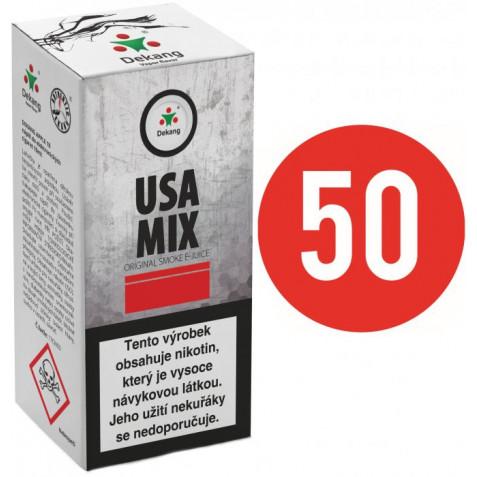 Liquid Dekang Fifty USA Mix 10ml - 3mg
