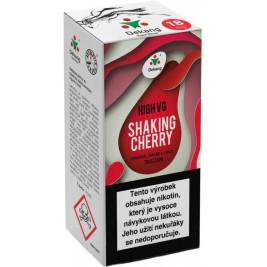 Liquid Dekang High VG Shaking Cherry 10ml - 3mg (Koktejlová třešeň)