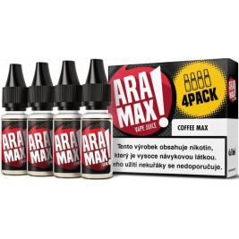 Liquid ARAMAX 4Pack Coffee Max 4x10ml-18mg