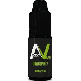 Příchuť About Vape (Bozz) Pure 10ml Dragonfly (Dračí ovoce a liči)