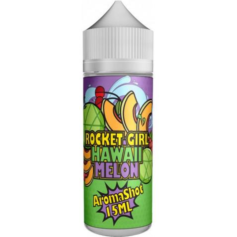 Příchuť Rocket Girl Shake and Vape 15ml Hawaii Melon