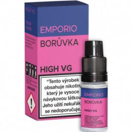 Liquid EMPORIO High VG Blueberry 10ml - 3mg