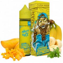 Příchuť Nasty Juice - CushMan S&V 20ml Banana Mango