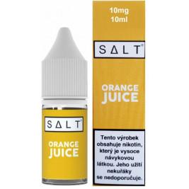 Liquid Juice Sauz SALT CZ Orange Juice 10ml - 10mg