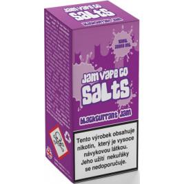 Liquid Juice Sauz SALT The Jam Vape Co Blackcurrant Jam 10ml - 20mg