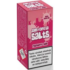Liquid Juice Sauz SALT The Jam Vape Co Raspberry Jam 10ml - 20mg