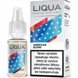 Liquid LIQUA CZ Elements American Blend 10ml-6mg (Americký míchaný tabák)