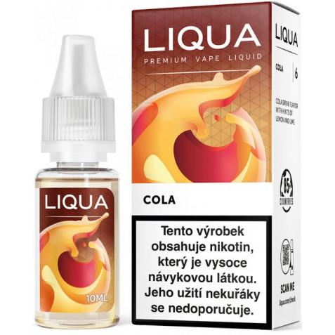 Liquid LIQUA CZ Elements Cola 10ml-0mg (Kola)