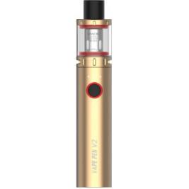 Smoktech Vape Pen V2 elektronická cigareta 1600mAh Gold