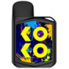 Uwell Caliburn KOKO Prime elektronická cigareta 690mAh Black
