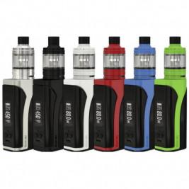 iSmoka-Eleaf iKuun i80 grip 3000mAh Full Kit D22 Black