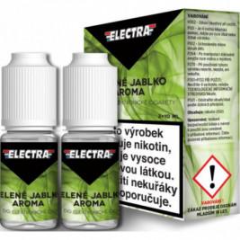 Liquid ELECTRA 2Pack Green apple 2x10ml - 6mg (Zelené jablko)