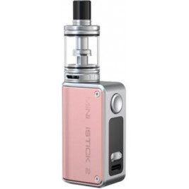 iSmoka-Eleaf Mini iStick 2 25W Full Kit Grip 1050mAh Rose Gold