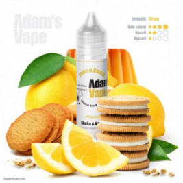 Příchuť Adam´s Vape Shake and Vape 10ml Lemon Bomb