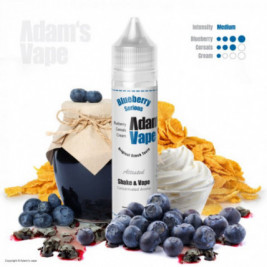 Příchuť Adam´s Vape Shake and Vape 12ml Blueberry Serious